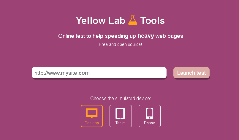 Yellow Lab Tools