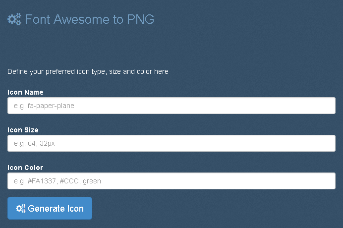 Font_Awesome_to_PNG_online_generator