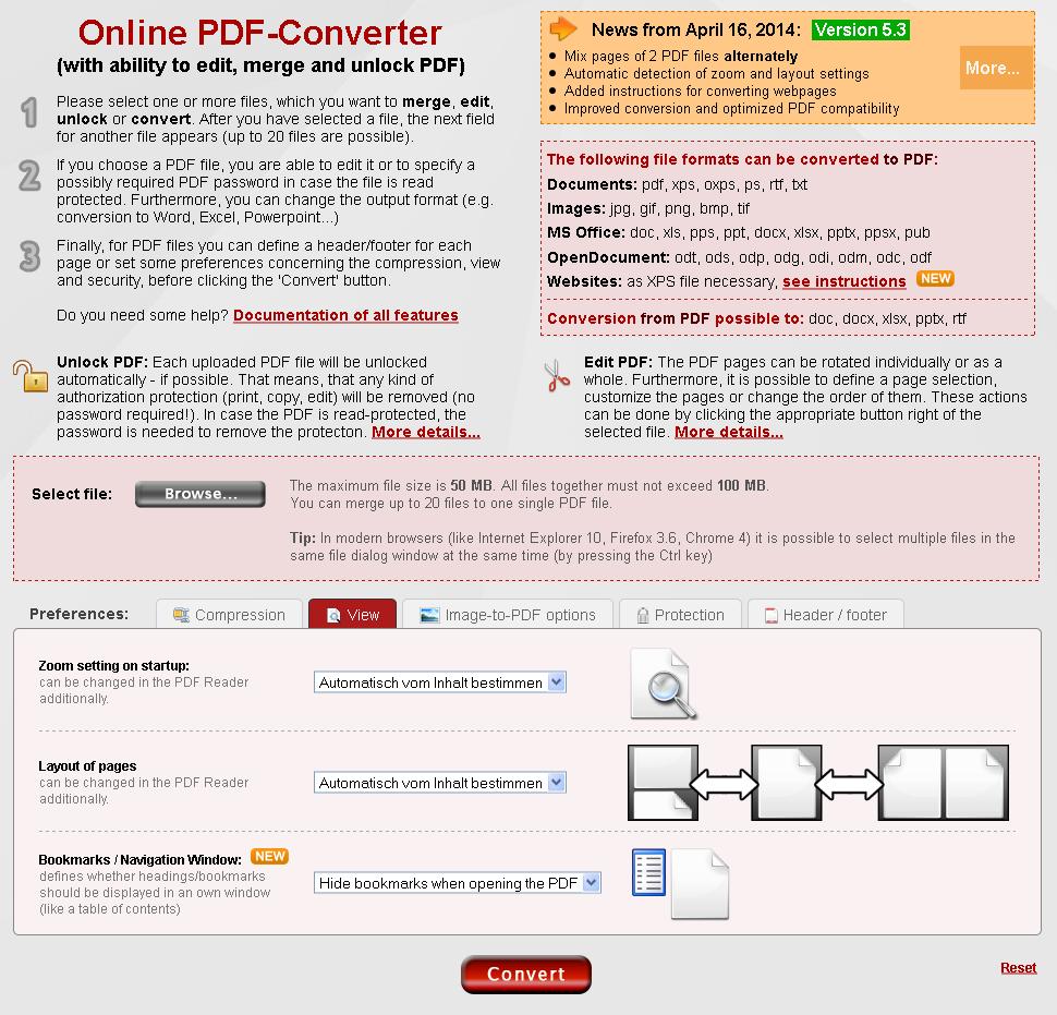 преобразовать несколько Jpg в Pdf онлайн - фото 4